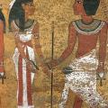 L'accueil de Nout (v. -1327)