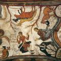 L'annonce aux bergers (v. 1180)