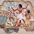 La chasse aux oiseaux (v. -1350)