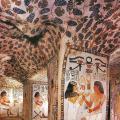 Le plafond aux vignes (v. -1400)