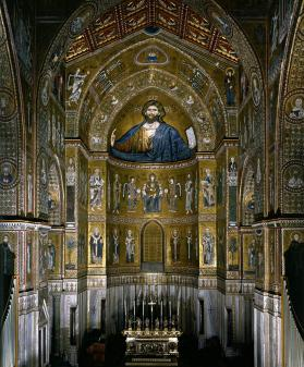 Le Christ Pantocrator (v. 1180)