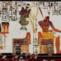 Les offrandes de Néfertari (v. -1250)