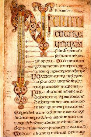 Livre de Durrow, folio 86r
