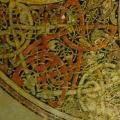Livre de Kells, folio 34r détail (v. 820)