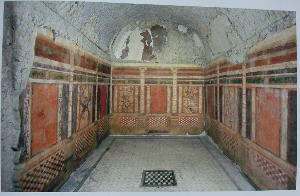 peinture et mosa que romaines de l antiquit. Black Bedroom Furniture Sets. Home Design Ideas