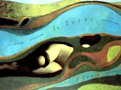 Max Ernst. Le jardin de France (1962)