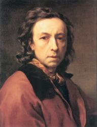 Mengs. Autoportrait, 1779