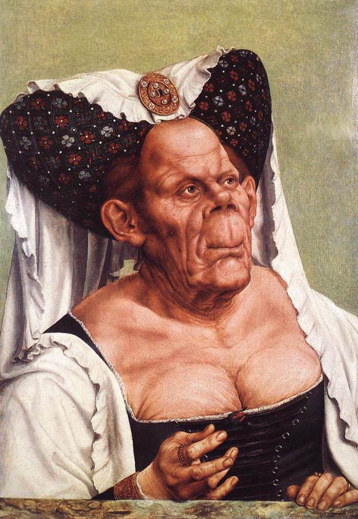 photo vieille femme moche saint quentin