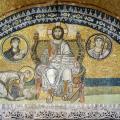 Mosaïque de la Porte impériale (9e-10e s.)
