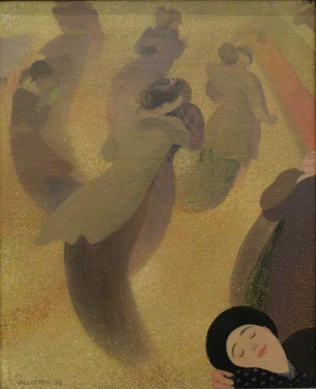 Vallotton. La Valse (1893)