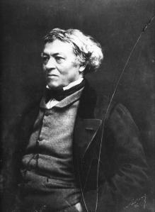Nadar photographie de j b corot 1854