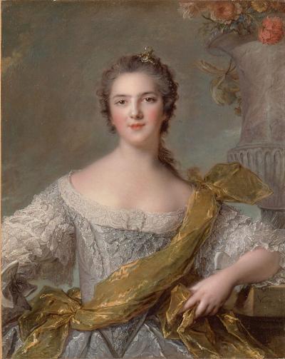 Nattier. Madame Victoire (1748)