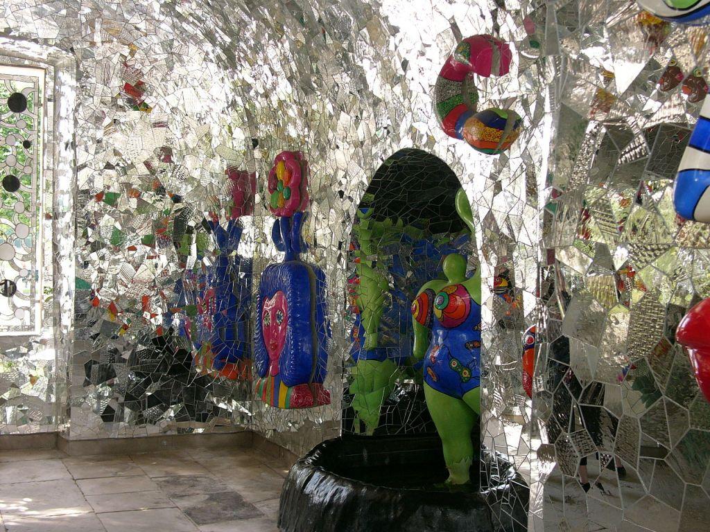 L art figuratif apr s 1945 - Jardin niki de saint phalle ...