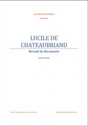 Lucile de Chateaubriand