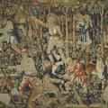 Pasquier Grenier. Tapisserie des bûcherons (v. 1460)