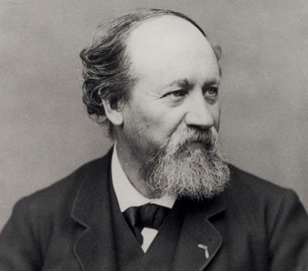 Photographie d'Eugène Boudin