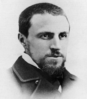 Photographie de Gustave Caillebotte (1878)