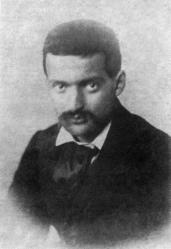 Photographie de Paul Cézanne (v. 1861)