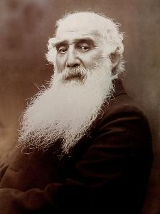 Photographie de Pissarro vers 1900