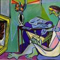 Picasso. La muse (1935)