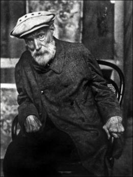 Auguste Renoir âgé