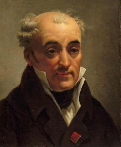 Pierre-Henri de Valenciennes. Autoportrait