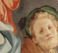 Pontormo. Autoportrait présumé (v. 1528)