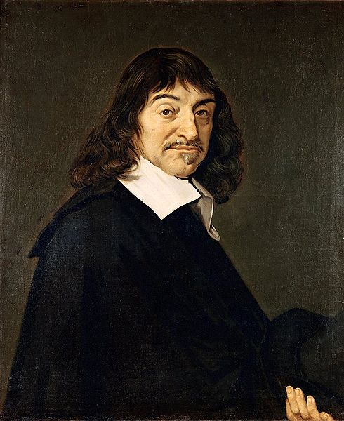 Portrait de Descartes (1649-1700)