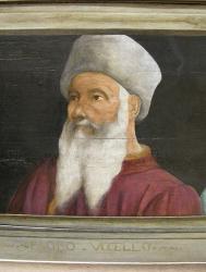 Portrait de Paolo Uccello. Auteur inconnu (16e siècle)