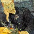 Van Gogh. Portrait du Docteur Gachet, 1890