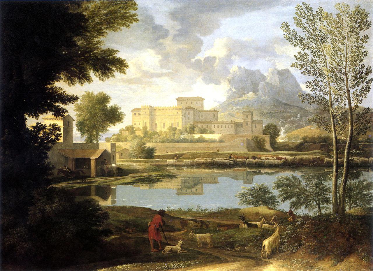 Histoire de la peinture de paysage for Le paysage