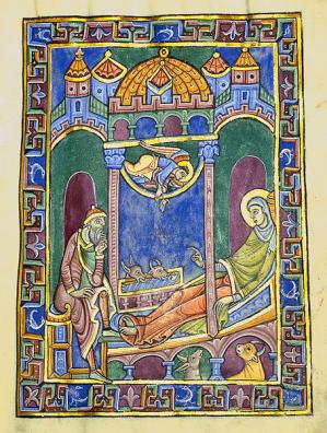 Psautier de Saint-Alban (v. 1125)