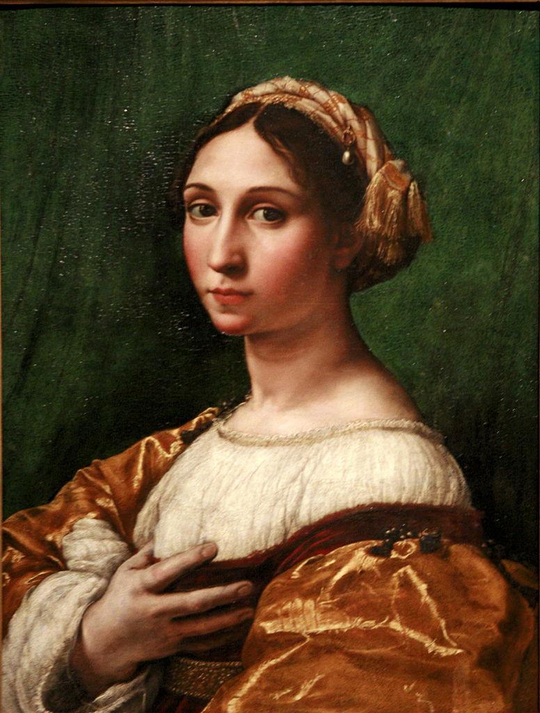 Biographie et uvre de rapha l 1483 1520 - Raphael de casabianca et sa femme ...