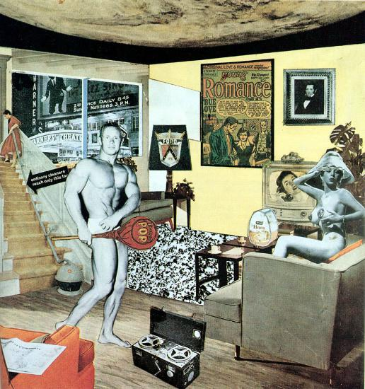Richard Hamilton. What is it That Makes Today's Homes So Different, So Appealing ? (1956)