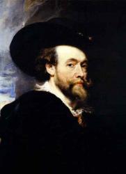 Rubens. Autoportrait (1623)