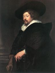 Rubens. Autoportrait (1639)