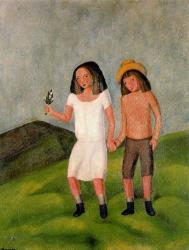 Rufino Tamayo. Enfants (1924)