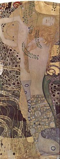 Klimt. L'Hydre, 1904-07