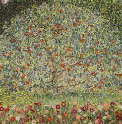 Klimt. Le Pommier, 1912