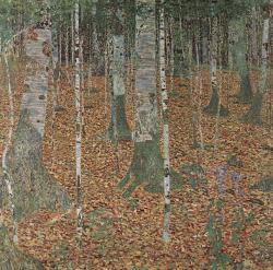 Klimt. Sous-bois, 1903