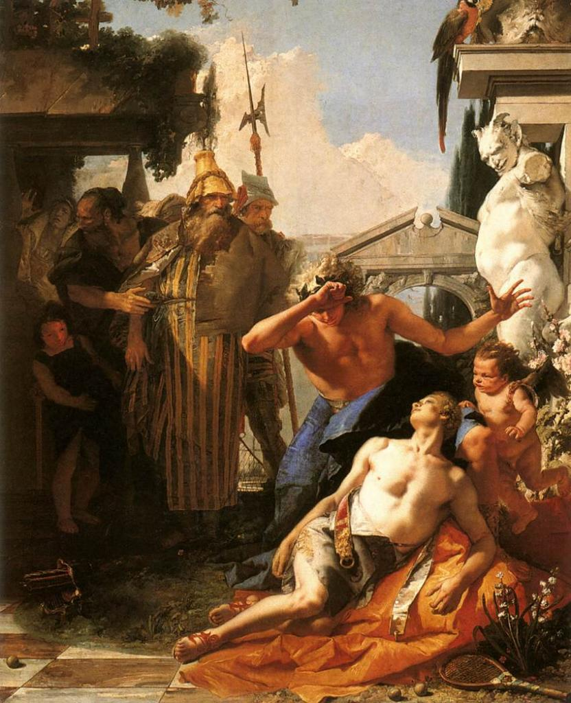 a description of great expectation and the myth of daphne and apollo Then apollo himself,  pausanias made a description of greece,  a son oedipus got a bad oracle and was left in the wilderness in the expectation of death,.