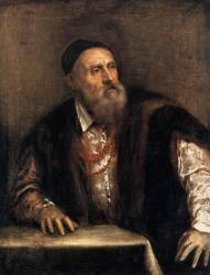 Titien. Autoportrait (1562-64)