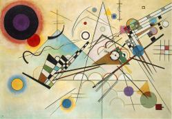 Vassily Kandinsky. Composition N° 8 (1923)