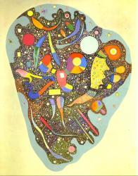 Vassily Kandinsky. Ensemble coloré (1938)