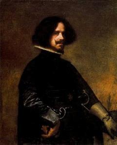 Vélasquez. Autoportrait (1645)
