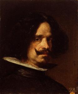 Vélasquez. Autoportrait (1640)