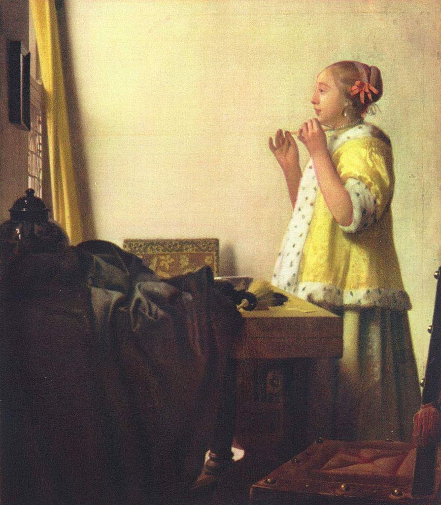 Biographie Et œuvre De Johannes Vermeer