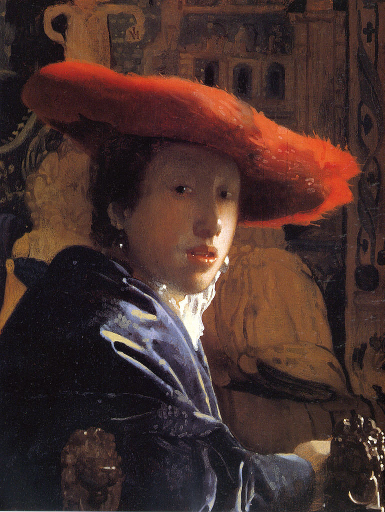 Biographie et uvre de johannes vermeer for Biographie de vermeer