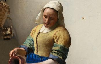 Vermeer. La laitière, détail (v.1660)