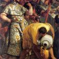 Véronèse. Les noces de Cana, détail 2 (1563)